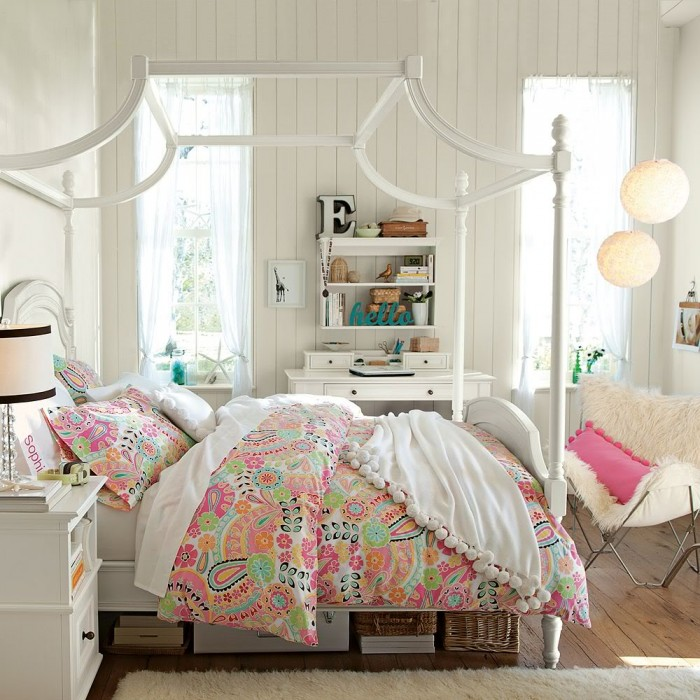 Rooms For Girl 100 girls' room designs: tip & pictures