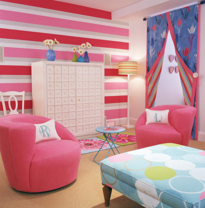 100 Girls\' Room Designs: Tip & Pictures