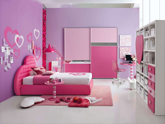 Girls Bedroom Paint Ideas Stunning 100 Girls' Room Designs Tip & Pictures 2017