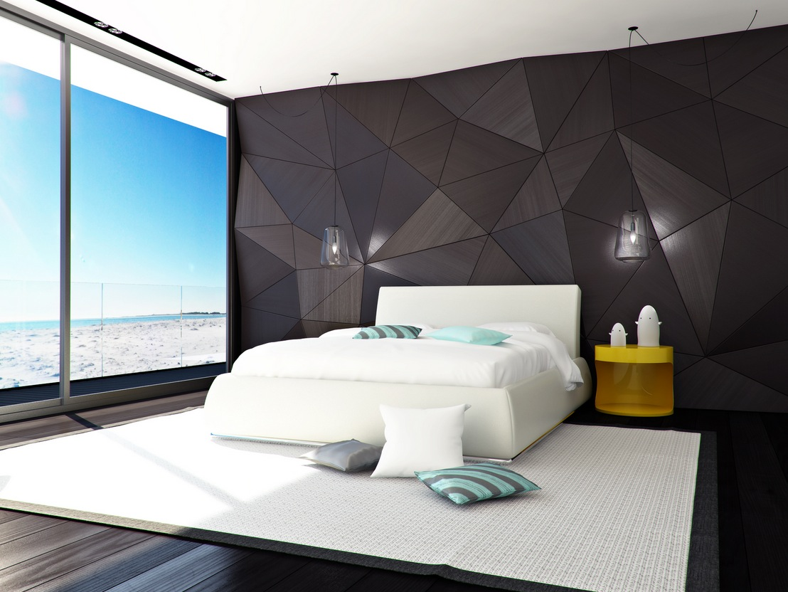Modern bedroom design interior design for New bedroom decoration