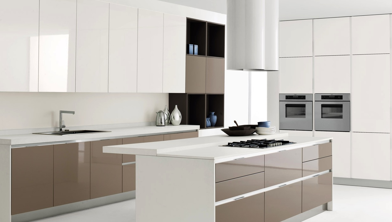 Kitchens from italian maker ged cucine for Kitchen design units