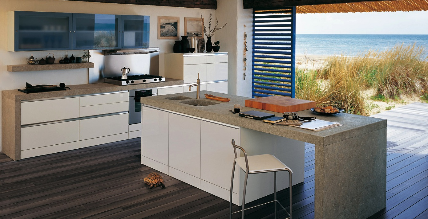 Marvelous Beach Kitchen Decor Design Pictures A1Houston Com Largest Home Design Picture Inspirations Pitcheantrous