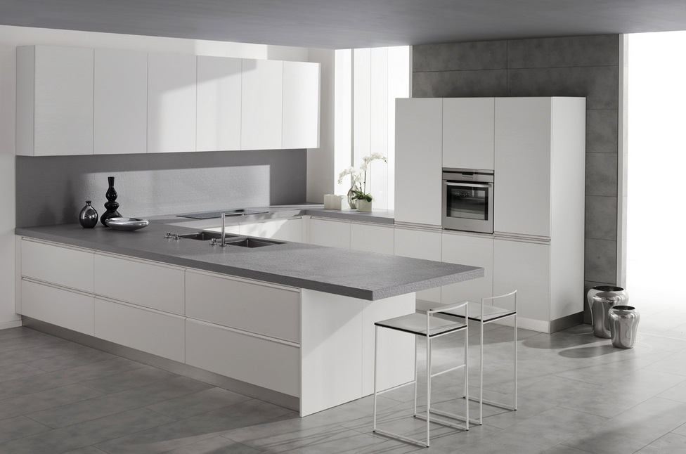 Modern Kitchen Designs 2013 : Kitchens from italian maker ged cucine