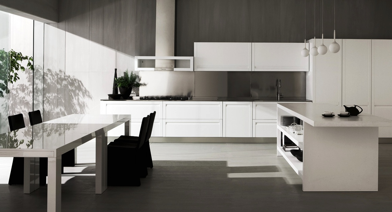Screen Shot    At - Kitchens from italian maker ged cucine