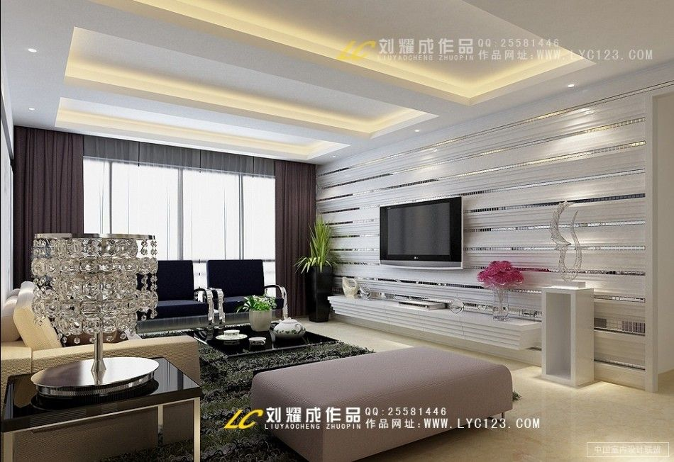 chinese living room | Interior Design Ideas.