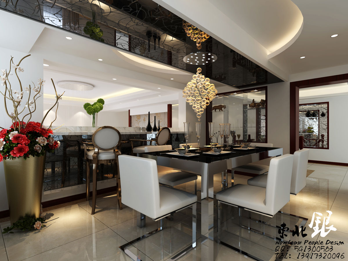dining room pendant lamp interior design ideas
