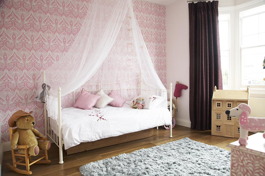 Contemporary Victorian Design modern victorian home bedroom childs | interior design ideas.