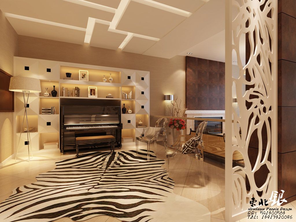 Piano room interior design ideas for Piano room decor