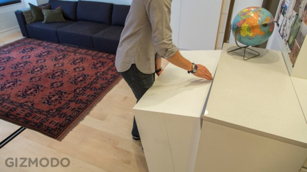 10 tiny house pullout desk