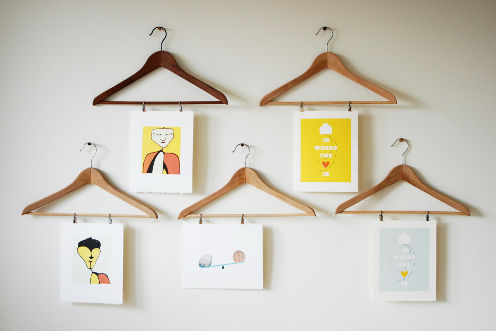Wall Hanging Ideas the art of hanging art