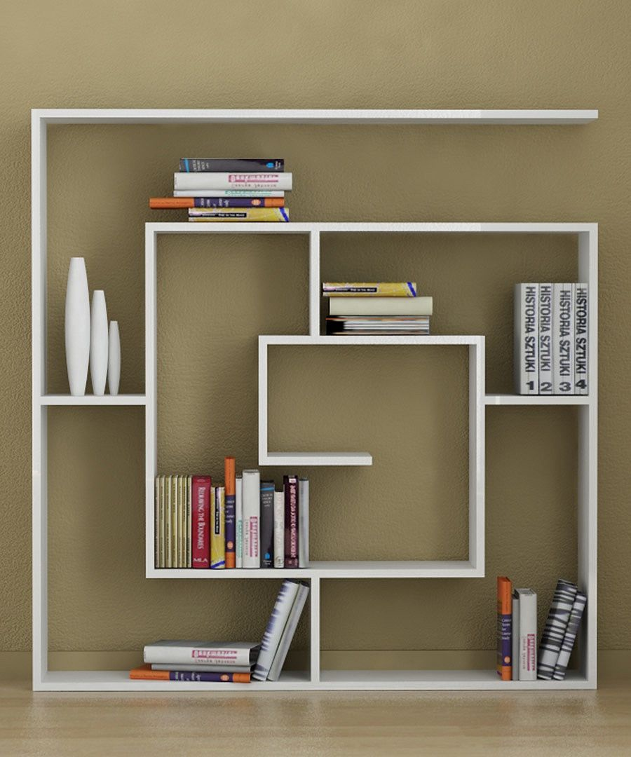 20 creative bookshelves: modern and modular