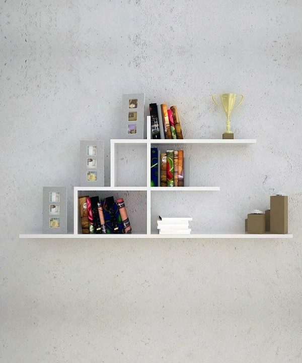 Decortie- wall mounted storage