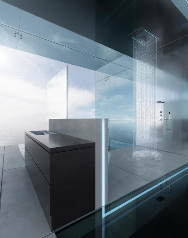 Delux Home Creation Studio for Be Yourself Bathroom Visualization 3