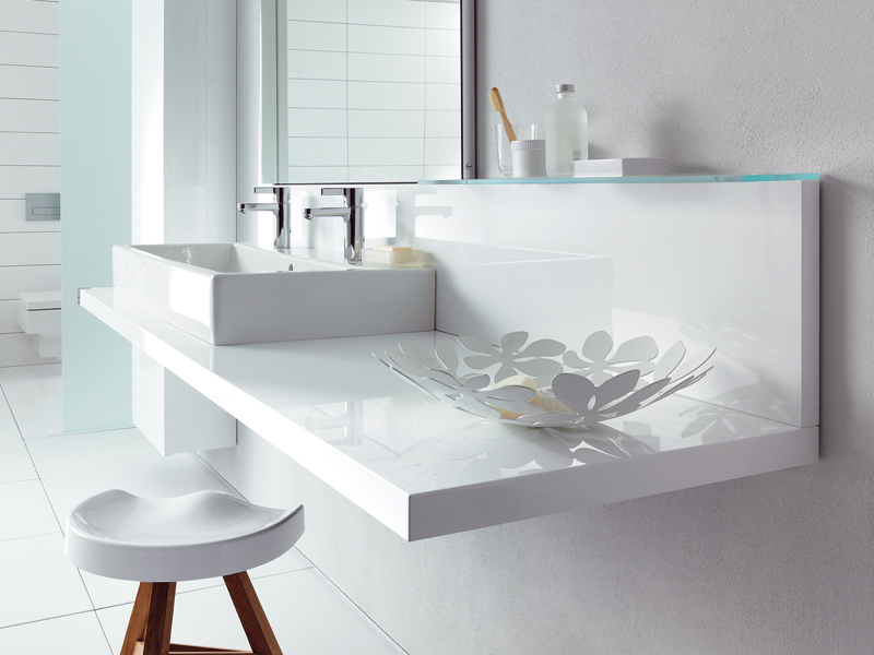 Modern bathroom inspiration for Lavabos banos modernos