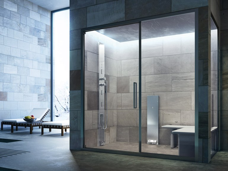 Steam Room Design Ideas Part - 17: Like Architecture U0026 Interior Design? Follow Us..