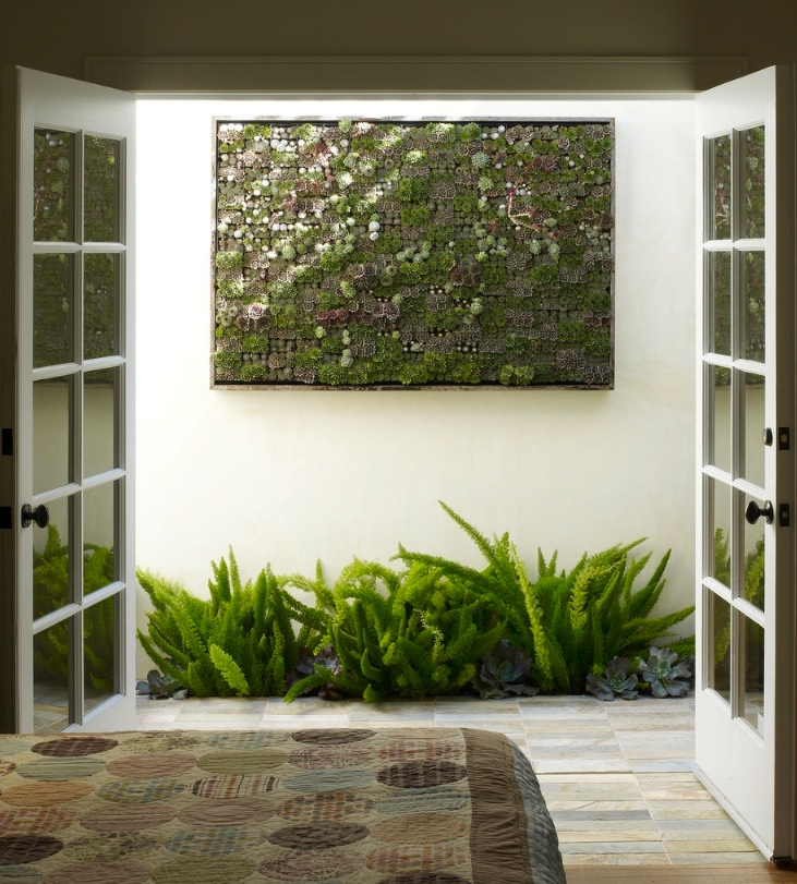 Hanging Wall Garden Diy : Vertical gardens