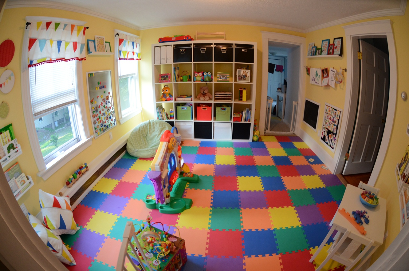 Kids Playroom Flooring Ideas 1331 x 881