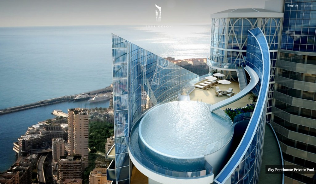 A Monaco Penthouse set to Rival the World's Most Expensive