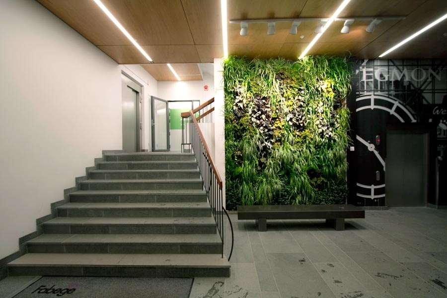 Office Garden Design