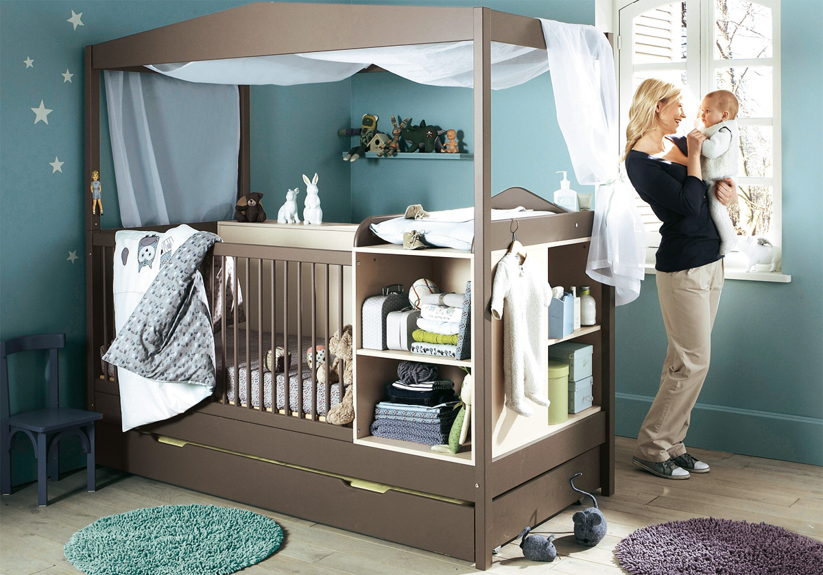 Boys 39 room designs ideas inspiration for Baby room design ideas