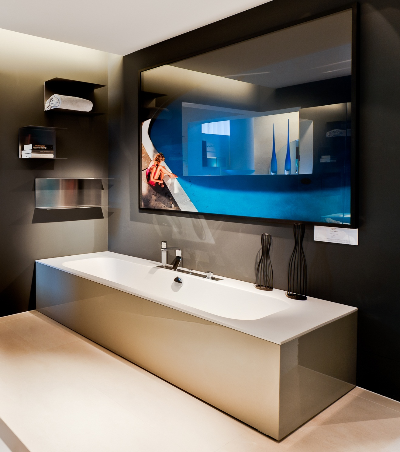 Modern bathroom inspiration for Bathroom design inspiration