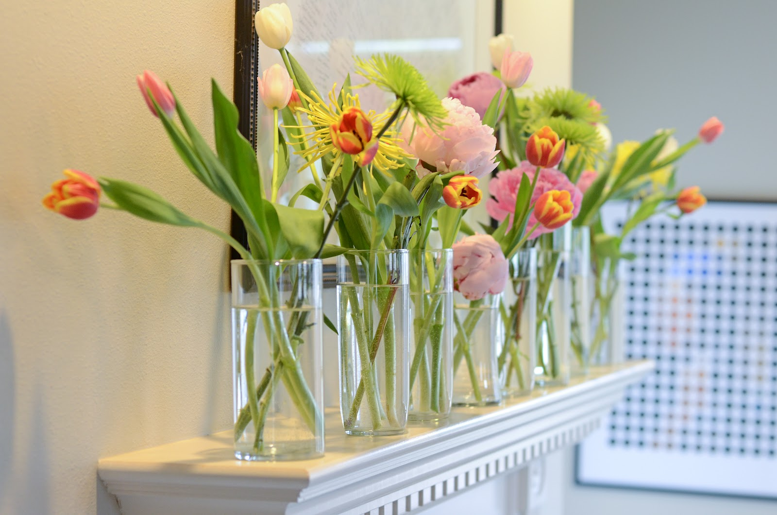 How to decorate home with flowers - How To Decorate Home With Flowers 29