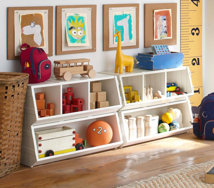 Kids playroom designs ideas for Box bimbi ikea