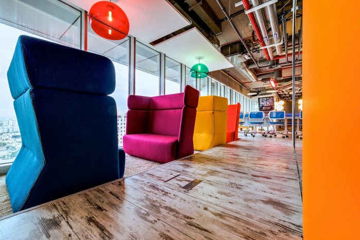 Google Office Tel Aviv 17 Interior Design Ideas