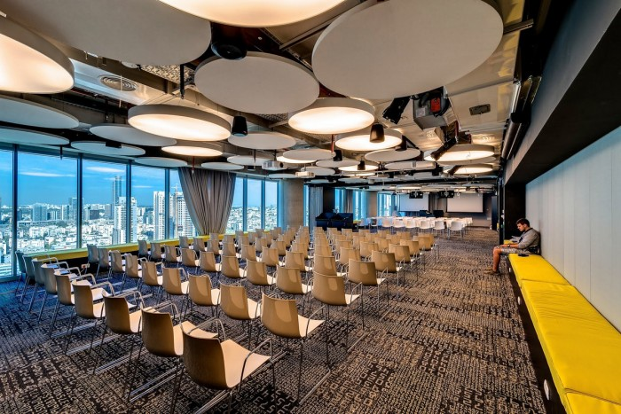Google Office Tel Aviv 23 Interior Design Ideas