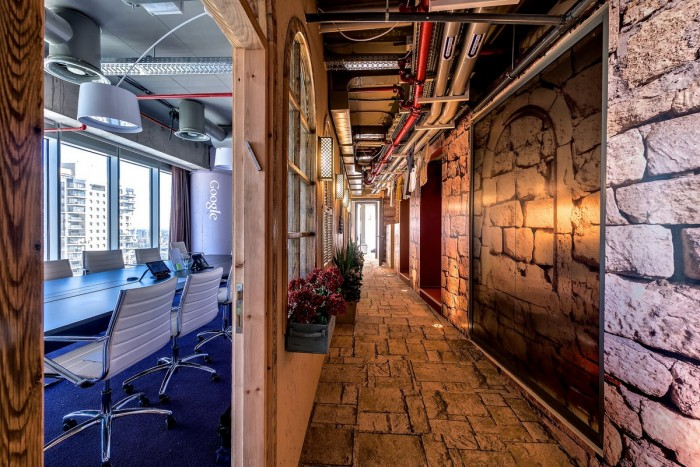 Google Office Tel Aviv 29 Interior Design Ideas