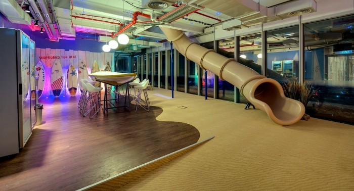 Google Office Tel Aviv 33 Interior Design Ideas