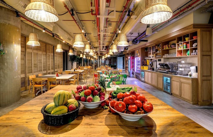 Google offices in tel aviv israel - Photo deco kantoor ...