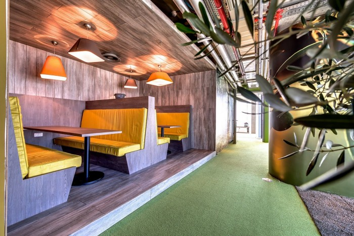 Google Office Tel Aviv 37 Interior Design Ideas