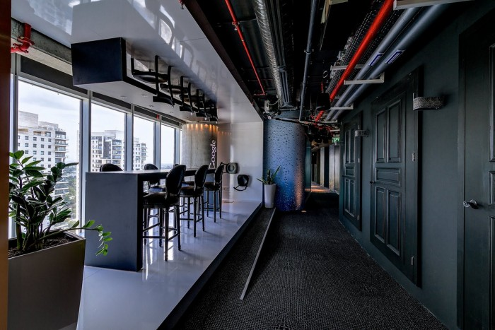 Google office tel aviv interior design ideas for Office design google