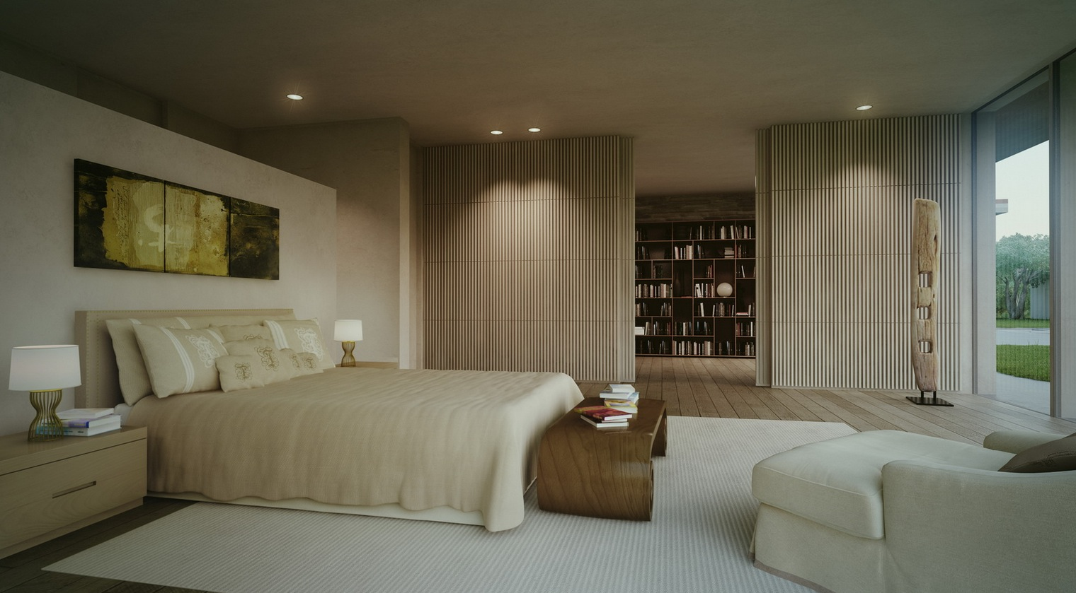 Master Bedroom Modern Bedroom Toronto By Paul Lafrance Design