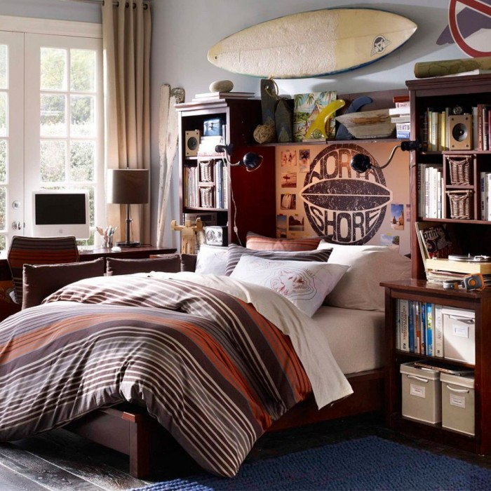 boys room designs ideas inspiration - How To Decorate Boys Room Ideas