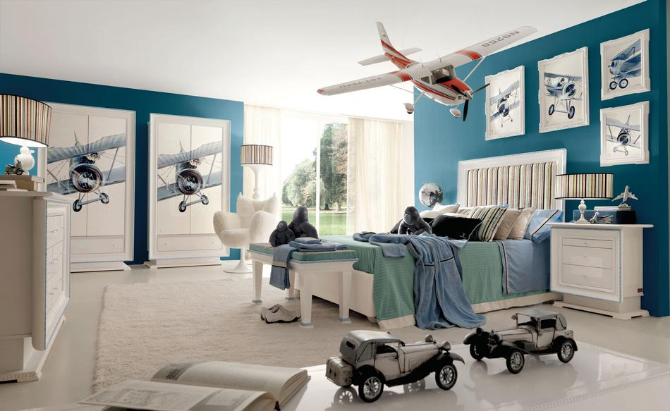 boys room designs ideas inspiration - Boys Bedroom Decorating Ideas Sports