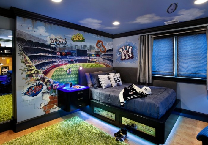 Boys Room Design boys' room designs: ideas & inspiration