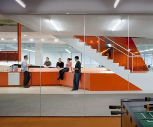 Tech Office Interior Design Ideas