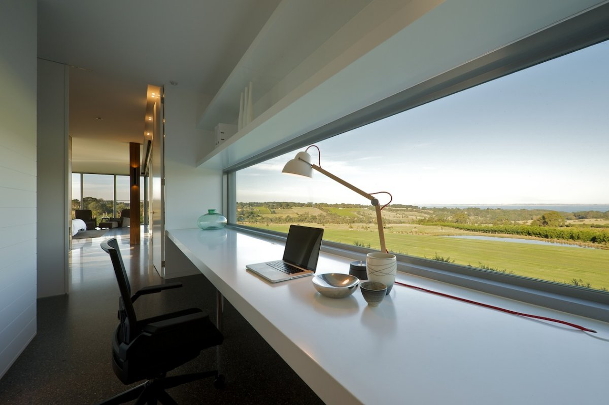 Workspaces with views that wow for Long windows for sale