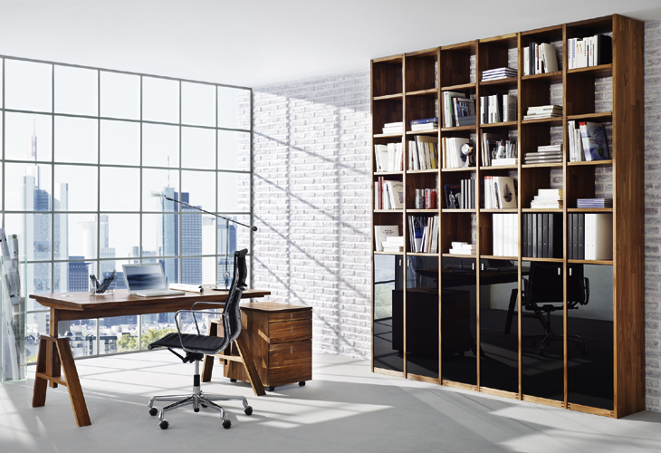 Exceptional Exellent Deluxe Wooden Home Office Workspaces With Views That Wow  2704672920 On ...