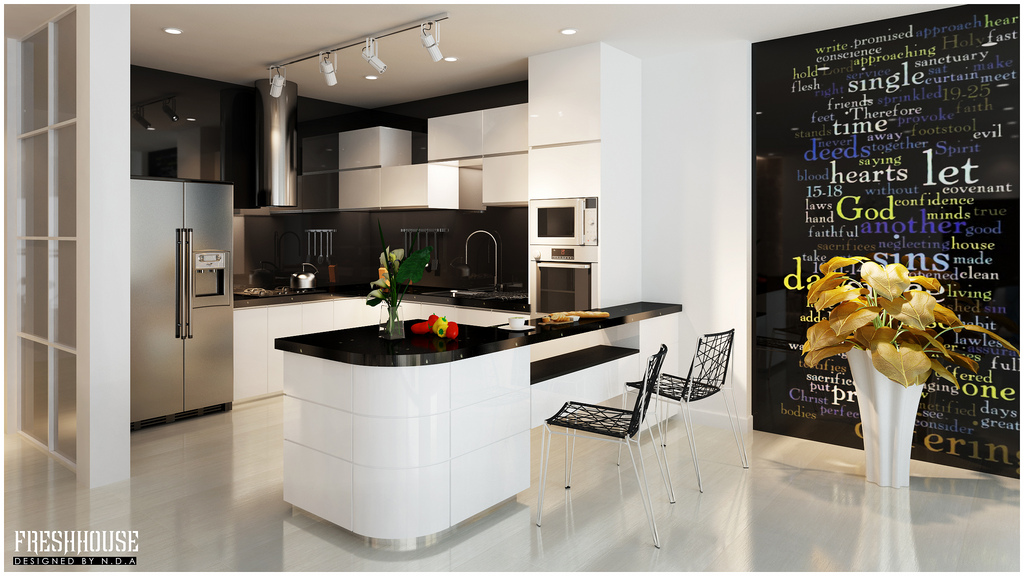 whitekitchens. white kitchens do not have to be boring they can be