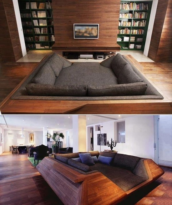 Creating A Home Theater Room: 10 Extraordinary Bedrooms