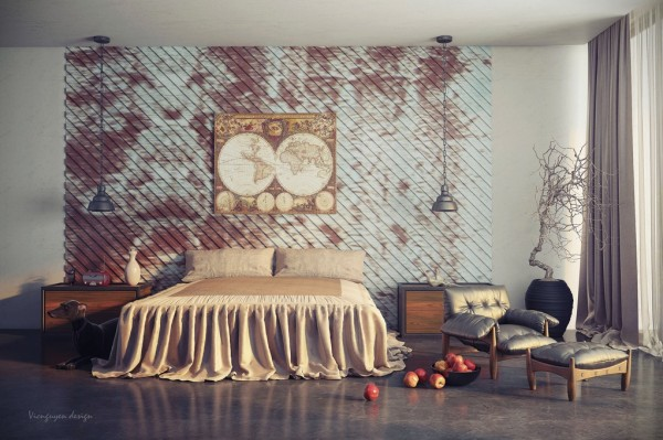 Eclectic Bedroom 5