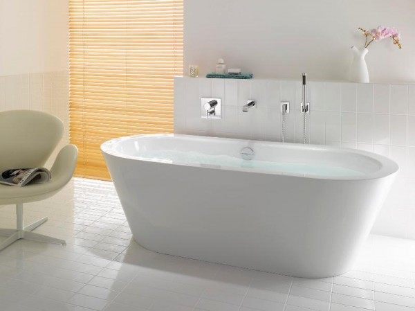 Modern Natural Bath Fittings & Accessories Bathtub
