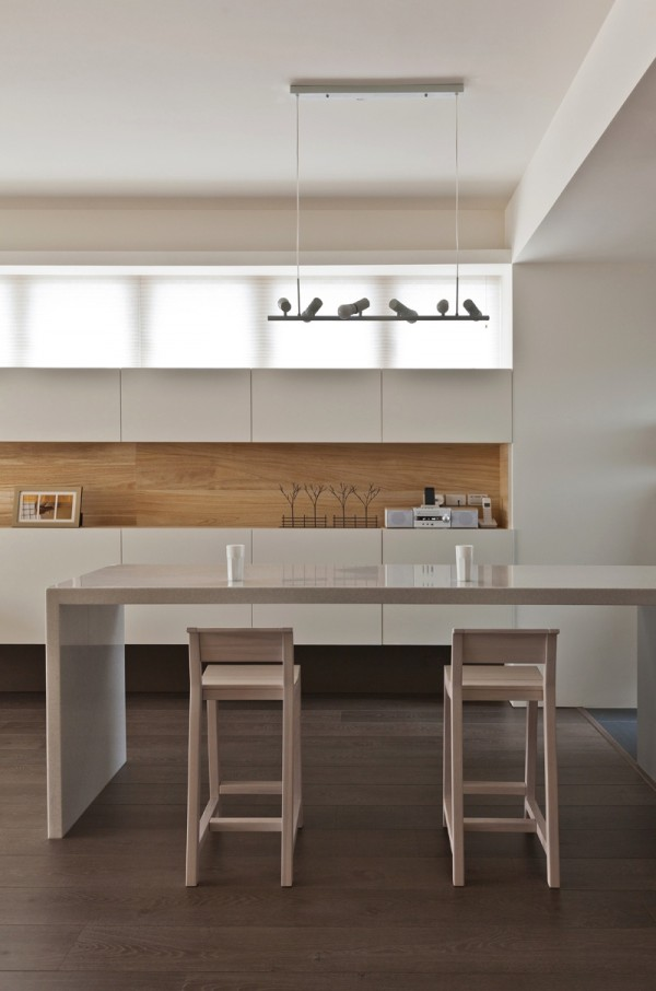 Natural modern decor kitchen 1
