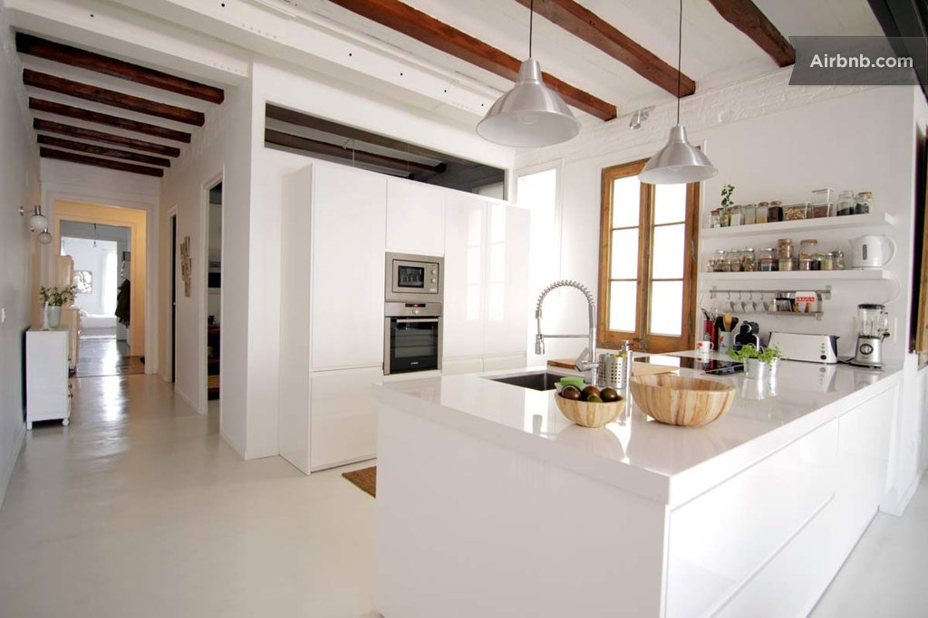 Spain Modern Kitchen 3 Interior Design Ideas