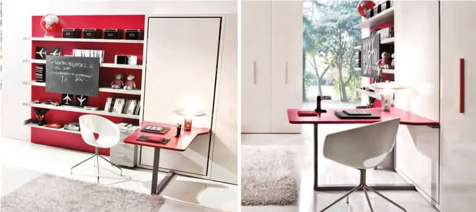 multipurpose furniture desk