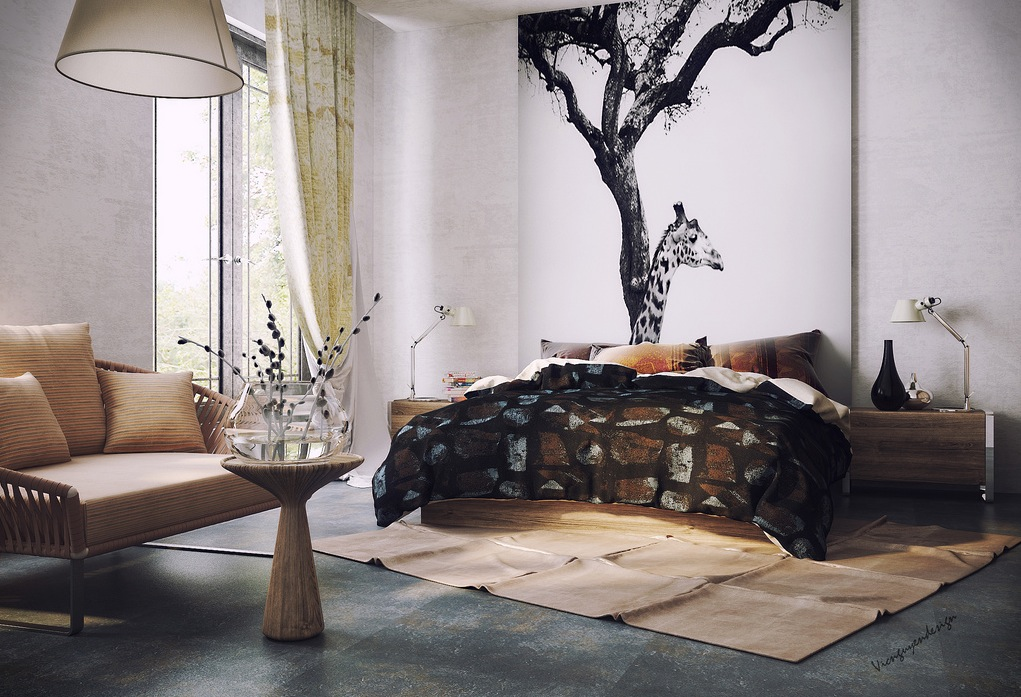 Enduring inspiration from vic nguyen - Wall decoration ideas for bedrooms ...