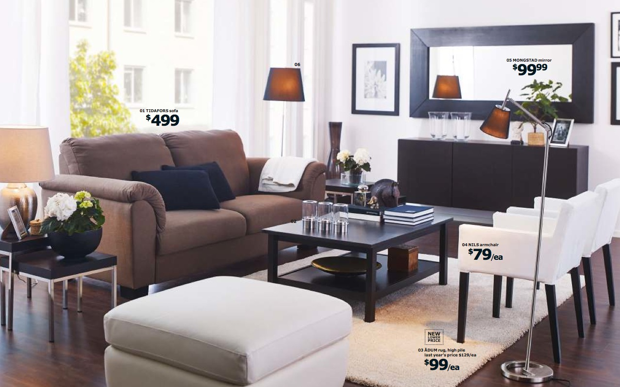 Ikea 2014 catalog full for Living room furniture uk